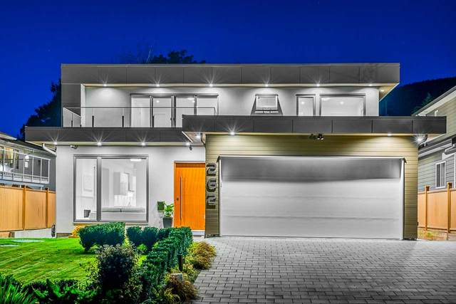 262 W Kings Road, North Vancouver, BC V7N 2L9 (#R2507250) :: Homes Fraser Valley
