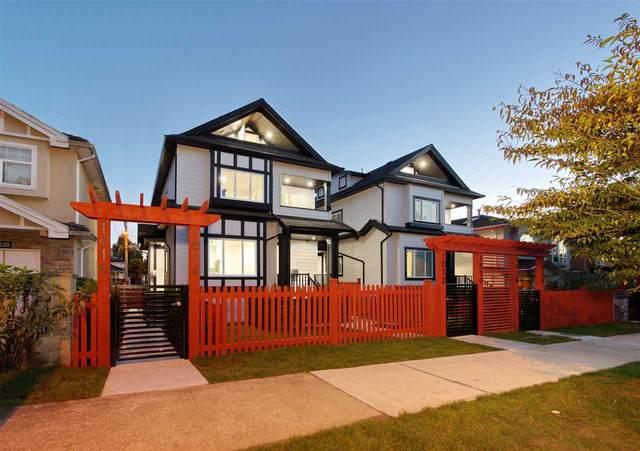 1614 E 36 Avenue, Vancouver, BC V6P 1C4 (#R2507439) :: Homes Fraser Valley