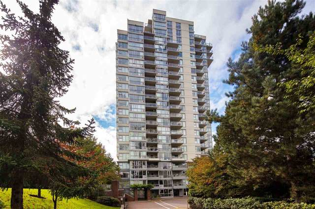 235 Guildford Way #1504, Port Moody, BC V3H 5L8 (#R2507529) :: Initia Real Estate