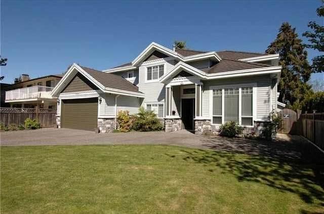 9300 Glendower Drive, Richmond, BC V7A 2Y3 (#R2507644) :: Homes Fraser Valley
