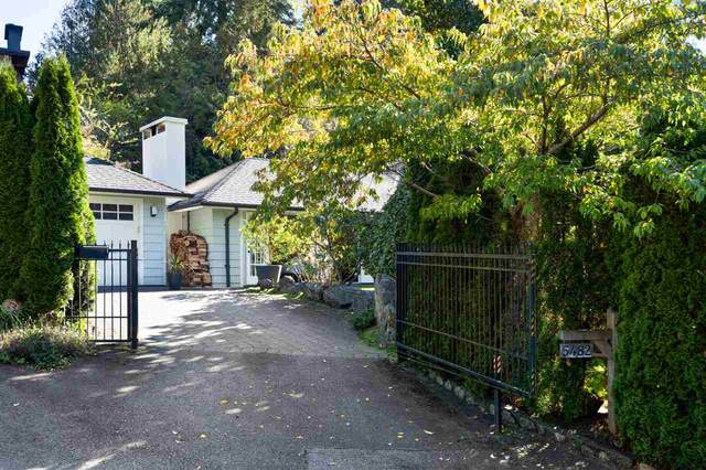 5482 Greenleaf Road, West Vancouver, BC V7W 1N6 (#R2507645) :: 604 Home Group