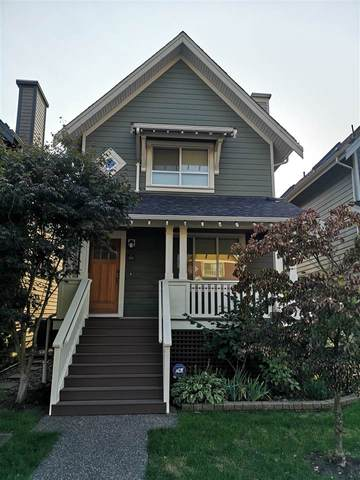 268 Jensen Street, New Westminster, BC V3M 0E7 (#R2507656) :: Initia Real Estate