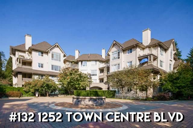 1252 Town Centre Boulevard #132, Coquitlam, BC V3B 7R7 (#R2507713) :: 604 Home Group