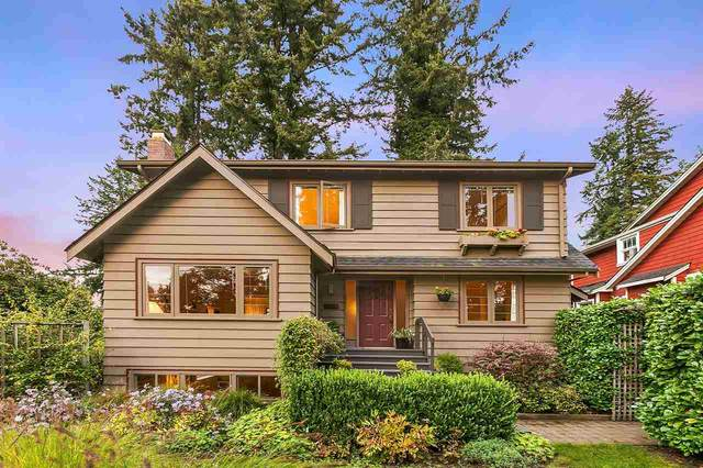 1376 W Keith Road, North Vancouver, BC V7P 1Z1 (#R2507754) :: 604 Home Group