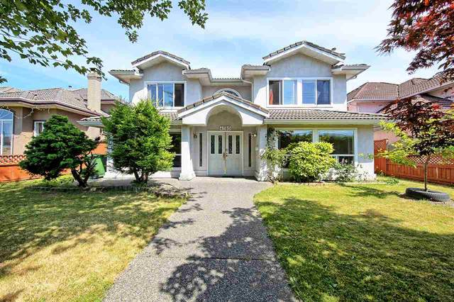 4780 No. 5 Road, Richmond, BC V6X 2V3 (#R2507782) :: Initia Real Estate