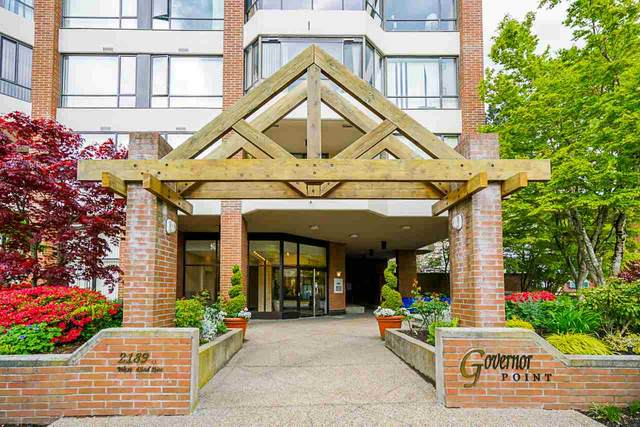 2189 W 42ND Avenue #401, Vancouver, BC V6M 2B7 (#R2507890) :: Initia Real Estate