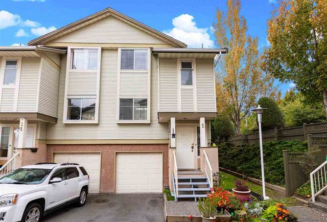 1318 Brunette Avenue #1, Coquitlam, BC V3K 6R1 (#R2507977) :: Homes Fraser Valley