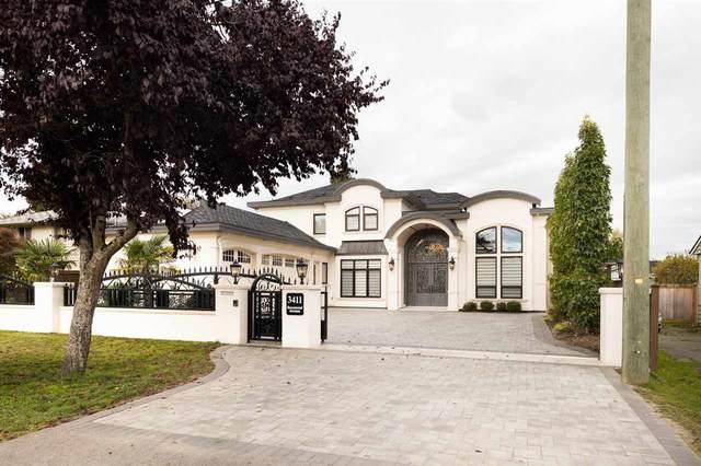 3411 Rosamond Avenue, Richmond, BC V7E 1A6 (#R2508041) :: Homes Fraser Valley