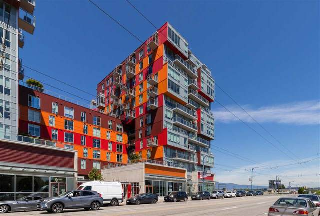 983 E Hastings Street #606, Vancouver, BC V6A 0G9 (#R2508243) :: Homes Fraser Valley