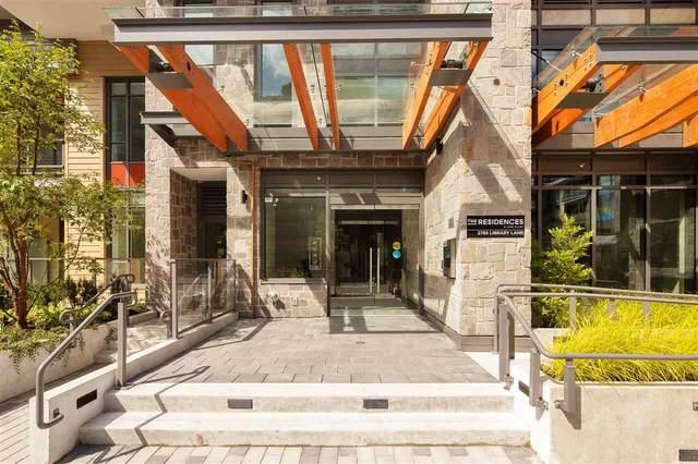 2785 Library Lane #505, North Vancouver, BC V7J 0C3 (#R2508326) :: Homes Fraser Valley