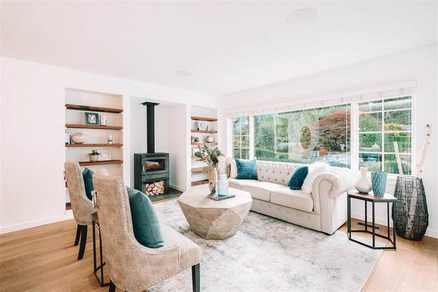 969 Belvista Crescent, North Vancouver, BC V7R 2B3 (#R2508333) :: 604 Home Group