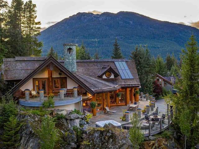 3569 Falcon Crescent, Whistler, BC V8E 0B9 (#R2508434) :: Homes Fraser Valley