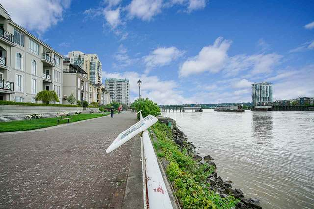 1 Renaissance Square #808, New Westminster, BC V3M 0B6 (#R2508444) :: 604 Home Group