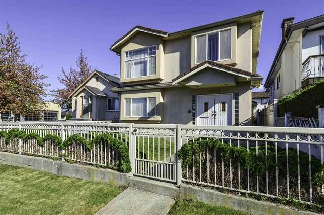 3828 Nootka Street, Vancouver, BC V5R 2C7 (#R2508461) :: Initia Real Estate