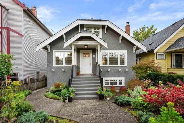 4539 W 8TH Avenue, Vancouver, BC V6R 2A4 (#R2508504) :: 604 Home Group