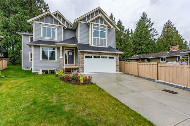 4851 201A Street, Langley, BC V3A 4J6 (#R2508520) :: Initia Real Estate