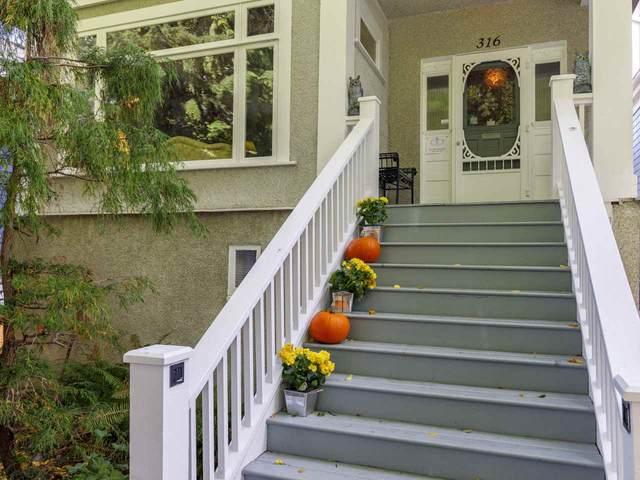 316 E 23RD Avenue, Vancouver, BC V5V 1X5 (#R2508527) :: Homes Fraser Valley