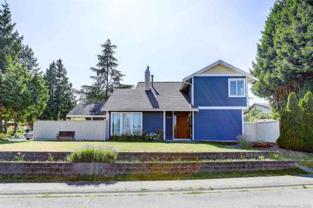 5463 Wallace Avenue, Delta, BC V4M 3V4 (#R2508552) :: 604 Home Group