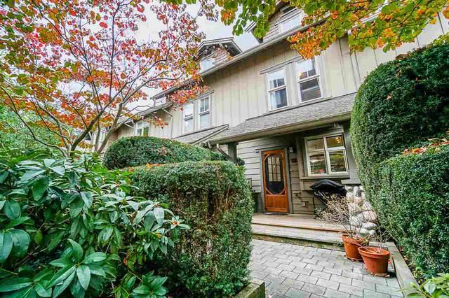 18 Jack Mahony Place #224, New Westminster, BC V3L 5V8 (#R2508557) :: Initia Real Estate