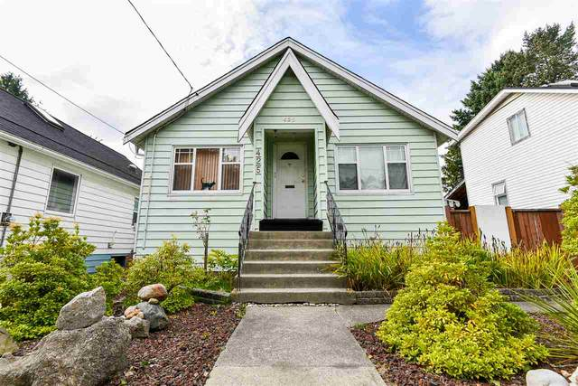425 Fader Street, New Westminster, BC V3L 3S9 (#R2508564) :: Initia Real Estate