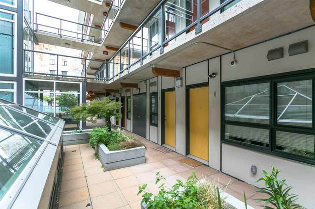 138 E Hastings Street #207, Vancouver, BC V6A 1N4 (#R2508592) :: Homes Fraser Valley