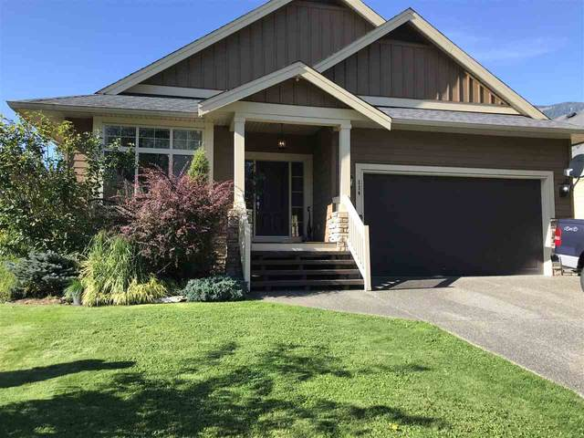 14500 Morris Valley Road #114, Mission, BC V0M 1A1 (#R2508653) :: Initia Real Estate