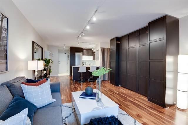 1545 E 2ND Avenue #206, Vancouver, BC V5N 1C8 (#R2508686) :: Homes Fraser Valley