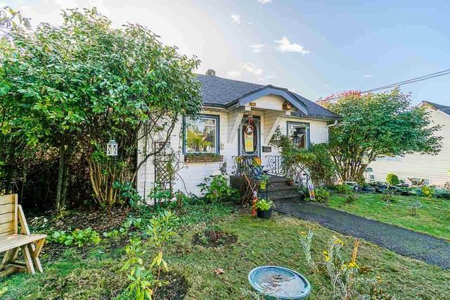1420 Nanaimo Street, New Westminster, BC V3M 2G4 (#R2508716) :: Initia Real Estate