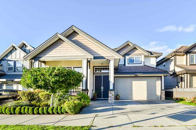 14559 61A Avenue, Surrey, BC V3S 8L1 (#R2508726) :: 604 Home Group