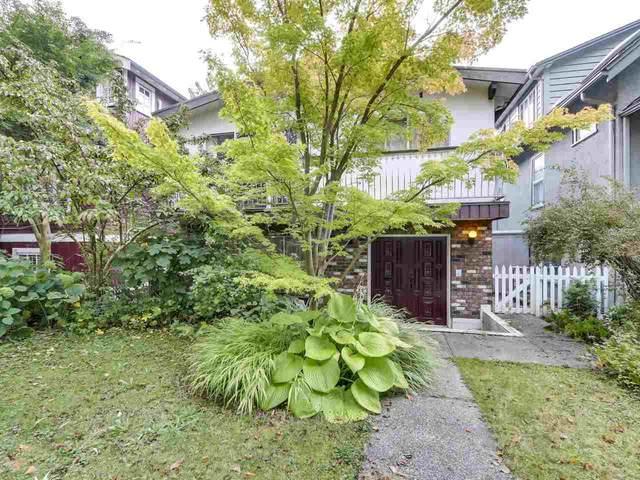 4372 W 13TH Avenue, Vancouver, BC V6R 2T9 (#R2508858) :: Initia Real Estate