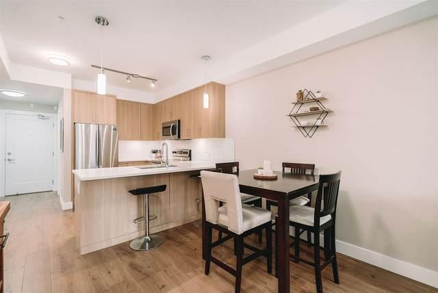 12460 191 Street #208, Pitt Meadows, BC V3Y 2J2 (#R2508935) :: Initia Real Estate