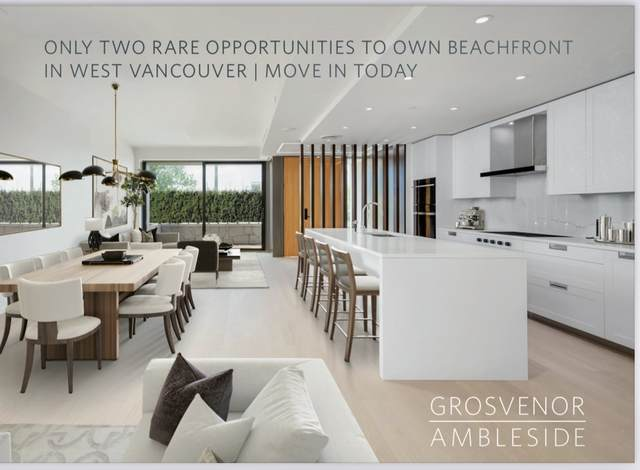 1327 Bellevue Avenue Th104, West Vancouver, BC V7T 0B9 (#R2508967) :: Initia Real Estate