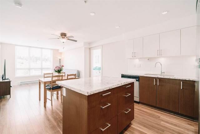 85 Eighth Avenue #308, New Westminster, BC V3L 0E9 (#R2508971) :: Initia Real Estate