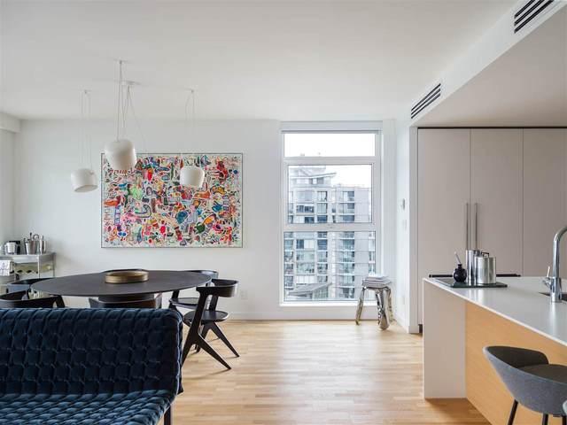 1555 W 8TH Avenue #801, Vancouver, BC V5Z 1A5 (#R2508987) :: Homes Fraser Valley