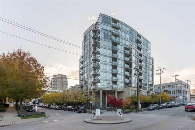 1690 W 8TH Avenue #401, Vancouver, BC V6J 0B1 (#R2509039) :: Homes Fraser Valley