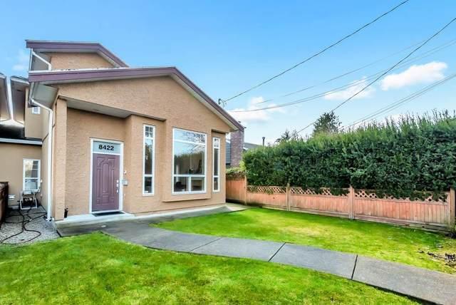8422 14TH Avenue, Burnaby, BC V3N 2C4 (#R2509076) :: Homes Fraser Valley