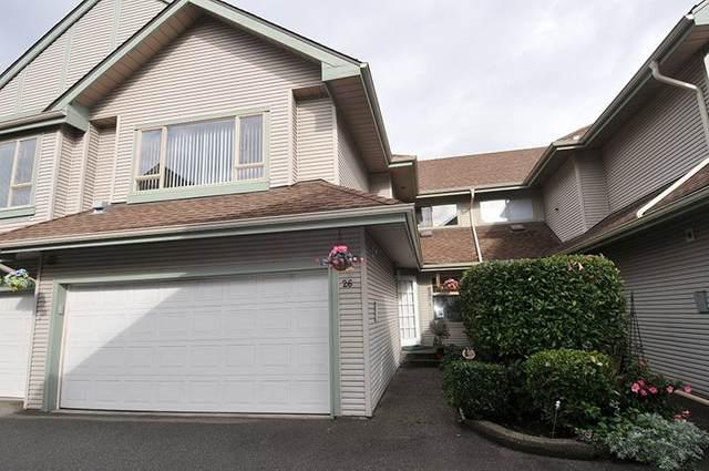 1255 Riverside Drive #26, Port Coquitlam, BC V3B 7W5 (#R2509099) :: 604 Home Group