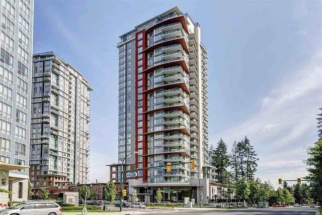 3096 Windsor Gate #1602, Coquitlam, BC V3B 0N2 (#R2509105) :: Initia Real Estate