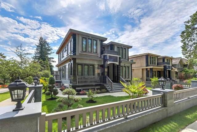 4910 Blenheim Street, Vancouver, BC V6N 1N3 (#R2509148) :: Initia Real Estate