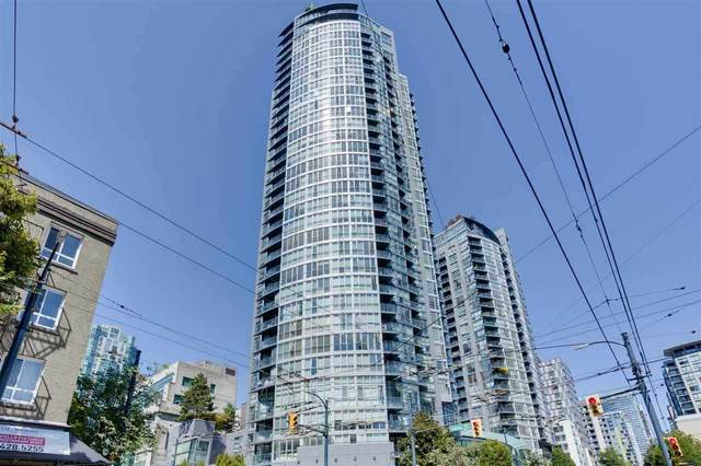 1199 Seymour Street #1408, Vancouver, BC V6B 1K3 (#R2509212) :: Homes Fraser Valley