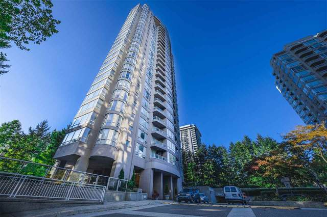 9603 Manchester Drive #205, Burnaby, BC V3N 4Y7 (#R2509221) :: 604 Home Group