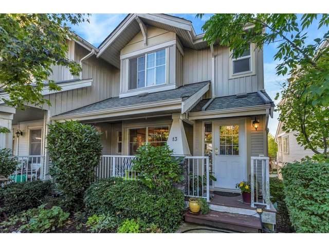 6568 193B Street #13, Surrey, BC V4N 5S2 (#R2509264) :: Homes Fraser Valley