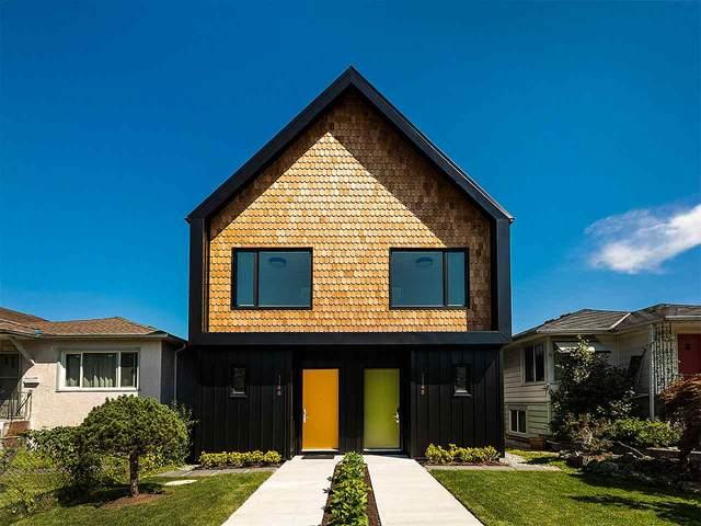 1148 Garden Drive, Vancouver, BC V5L 4P9 (#R2509268) :: Homes Fraser Valley
