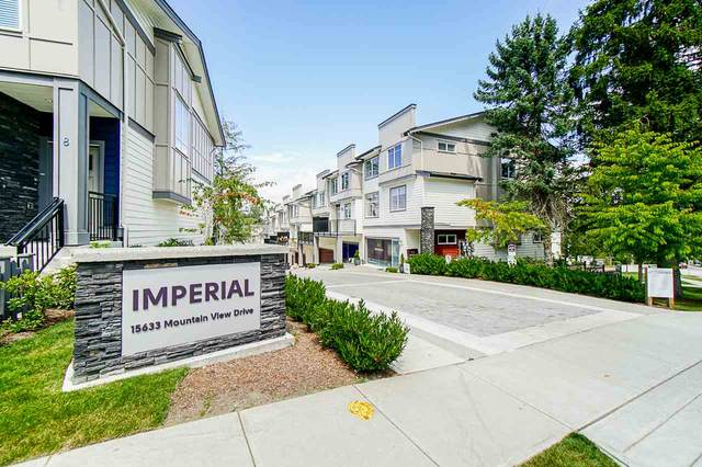 15665 Mountain View Drive #61, Surrey, BC V3Z 0W8 (#R2509280) :: Homes Fraser Valley