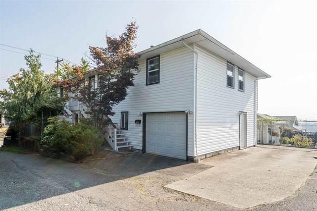 7471 Murray Street, Mission, BC V2V 4A8 (#R2509314) :: Initia Real Estate