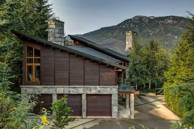 3800 Sunridge Place, Whistler, BC V8E 0W1 (#R2509355) :: Initia Real Estate