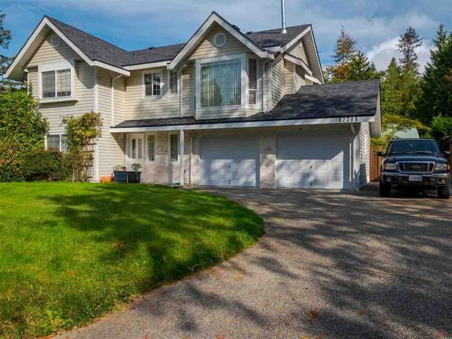 12708 Merrill Crescent, Madeira Park, BC V0N 2H1 (#R2509363) :: Initia Real Estate