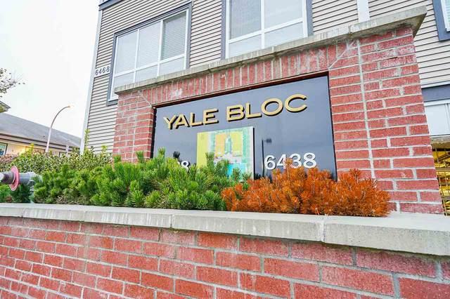 6438 195A Street #209, Surrey, BC V4N 6R6 (#R2509388) :: Homes Fraser Valley