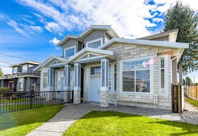 6112 Bryant Street, Burnaby, BC V5H 1Y1 (#R2509393) :: 604 Home Group