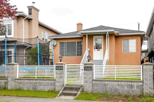 925 E 58TH Avenue, Vancouver, BC V5X 1W6 (#R2509442) :: Homes Fraser Valley